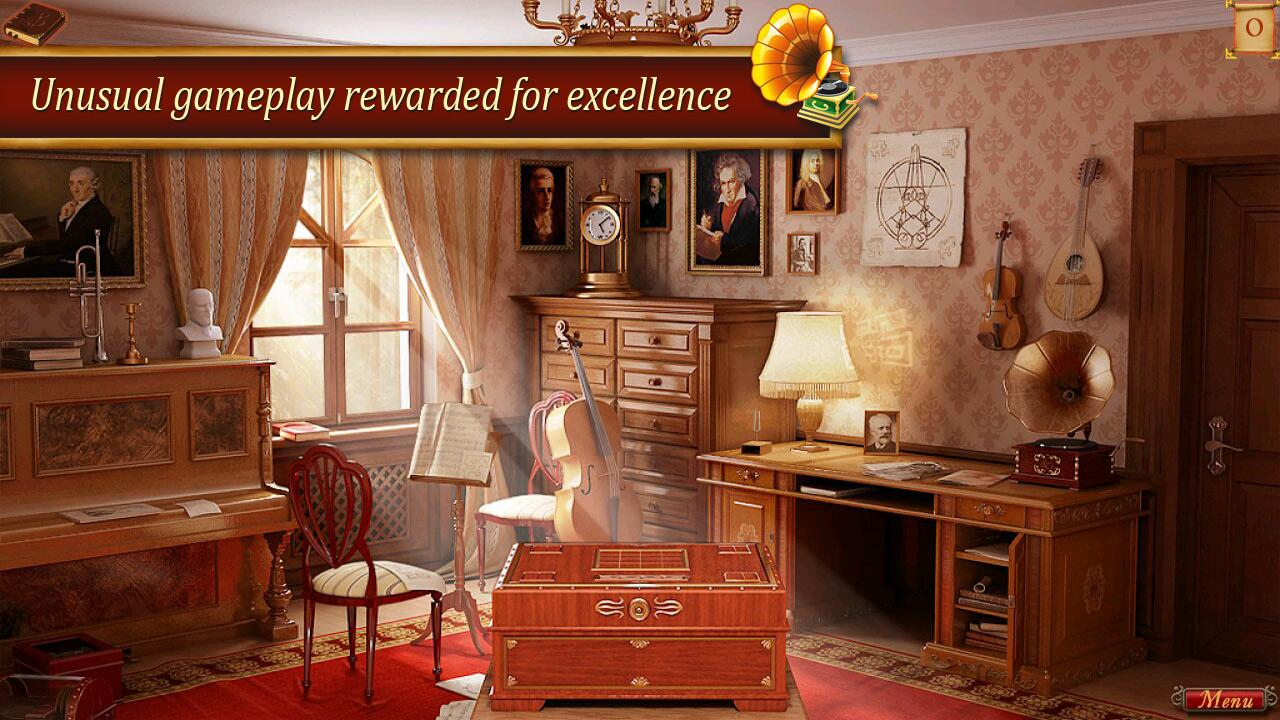Musaic Box: Hidden Object - screenshot