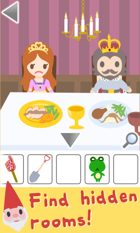 Escape Games Frog Prince- screenshot