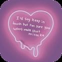 Heartbreak Quote Wallpapers icon