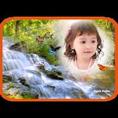 Waterfall Butterfly PF