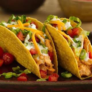 Chicken Ranch Tacos.