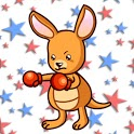 Kangaroo boxer Wallpaper icon