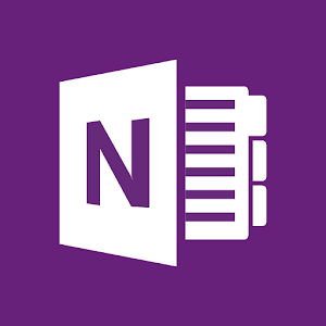 OneNote for Android Wear Icon