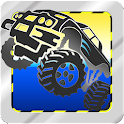 Monster Truck,Motorcycle,Car icon