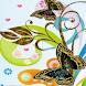 Butterflies Design Live Wallpa