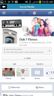 Club 7 Fitness- screenshot thumbnail