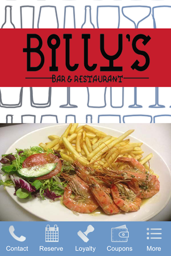 Billy's Bar Restaurants