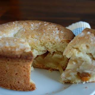 Russian Grandmothers' Apple Pie-Cake