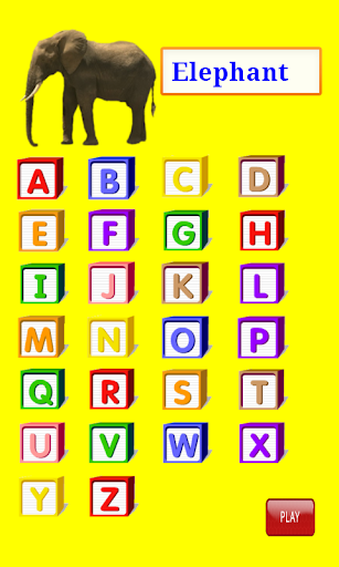 ABCD for Kids and Toddlers 1.0.0 screenshots 1