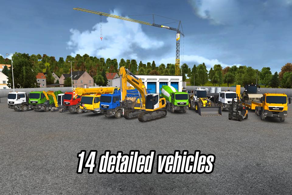 Construction Simulator 2014 screenshot #2