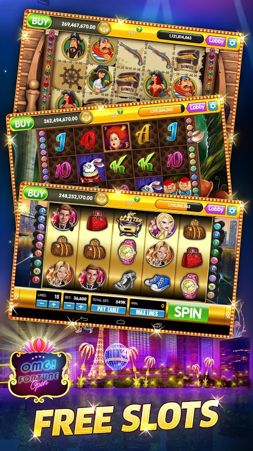 Good Fortune Slot Machine - Free to Play Demo Version