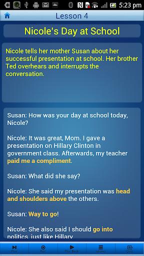【免費教育App】Speak English Like an American-APP點子
