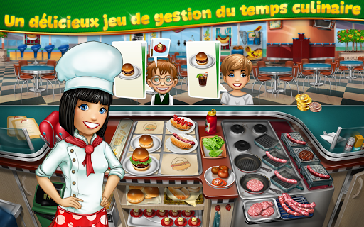 Cooking Fever  captures d'écran 1