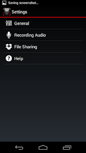 Voice Recorder HD- screenshot thumbnail