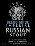 Stone Imperial Russian Stout Belgo 2010