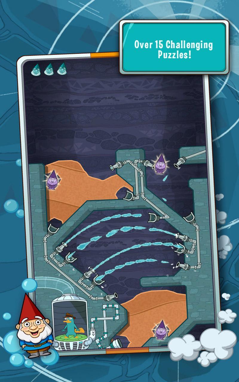 Where's My Perry? Free screenshot #10