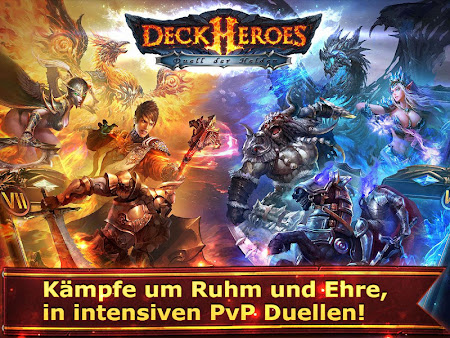 Deck Heroes: Duell der Helden 5.5.0 screenshot 7437
