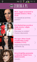 Screenshot of Zeberka.pl
