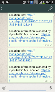 Pin My Location- screenshot thumbnail