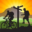 ViewRanger GPS:Trial icon