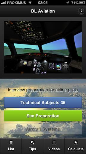 Interview Prep 4 Pilots