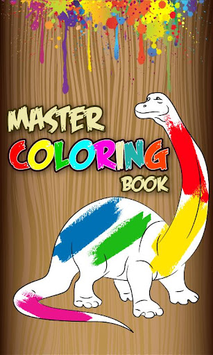 Master Coloring Book