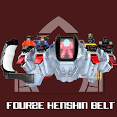 KR Fourze Henshin Belt
