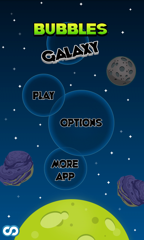 Bubbles Galaxy - screenshot