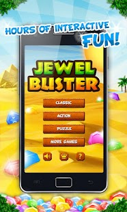 Jewel Buster- screenshot thumbnail