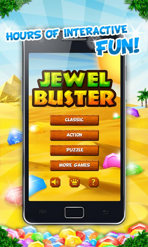 Jewel Buster - screenshot