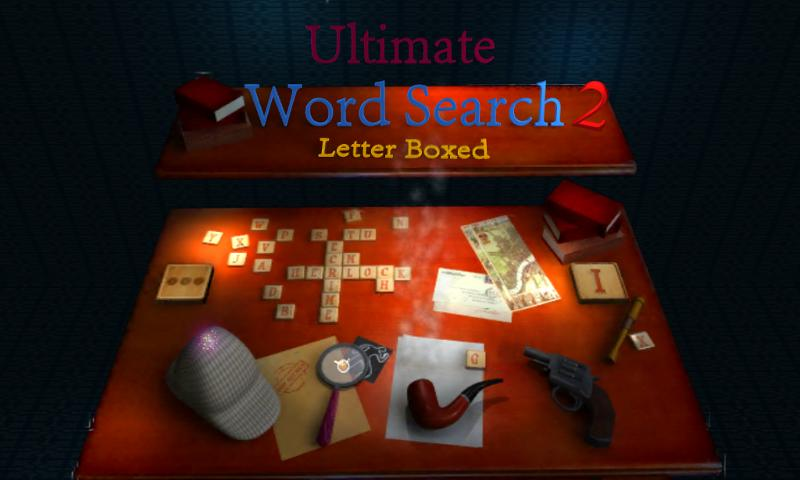 Ultimate Word Search 2 - screenshot
