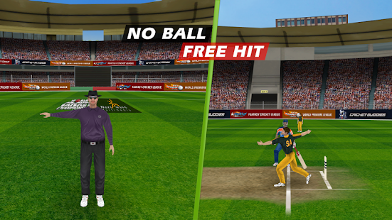 World Cricket Championship  Lt- screenshot thumbnail