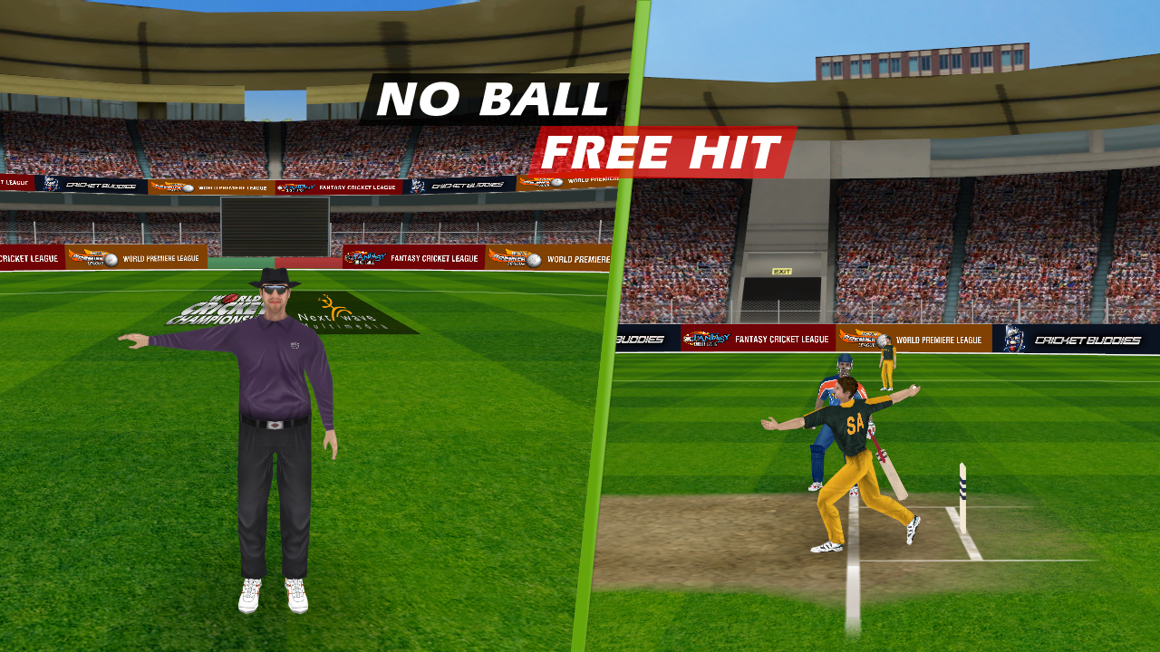 World Cricket Championship  Lt- screenshot
