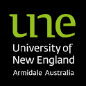 Welcome to UNE icon