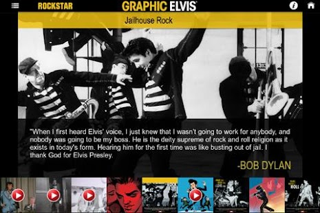 GRAPHIC ELVIS Interactive LITE- screenshot thumbnail