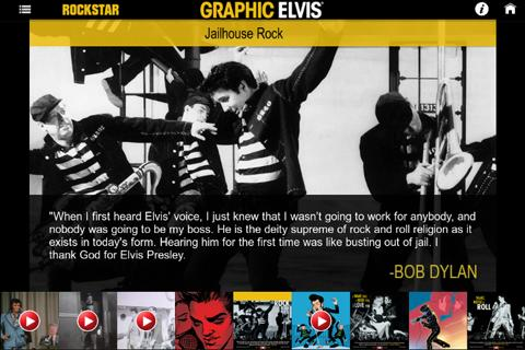 GRAPHIC ELVIS Interactive LITE- screenshot