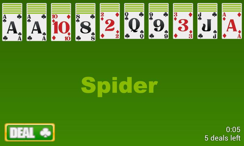 Solitaire Pack - screenshot
