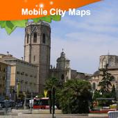 Valencia Street Map