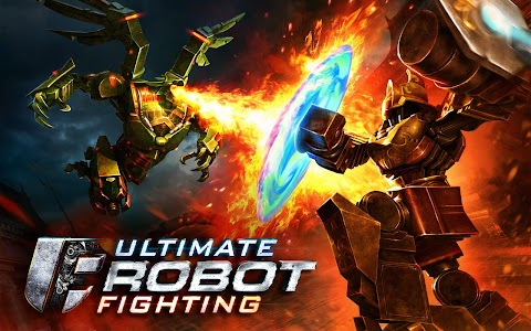 Ultimate Robot Fighting v1.0.0