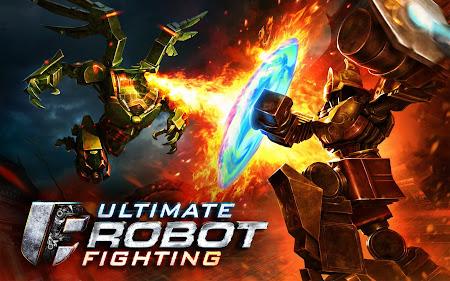 Ultimate Robot Fighting 1.0.79 screenshot 18069