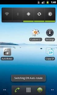 AutoRotate Switch - Donation- screenshot thumbnail