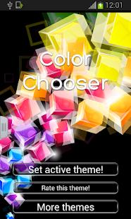Keyboard Color Chooser- screenshot thumbnail