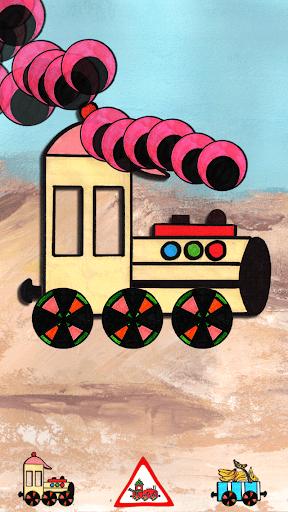 パズル列車