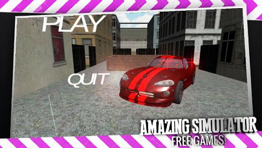 跑車模擬器3D