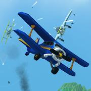Dogfight War Airplane Games