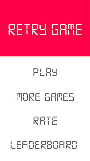 RETRY GAME