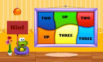 Screenshot of Kids Reading Sight Words Lite