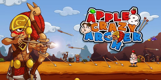 蘋果與弓箭手
