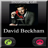 David Beckham Prank Call