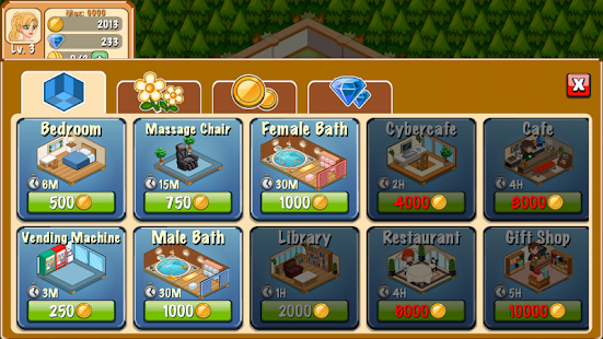 Hotel Story: Resort Simulation- screenshot thumbnail